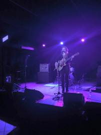 By Ally Chapel at Mercury Lounge, NYC: http://www.mercuryeastpresents.com/mercurylounge